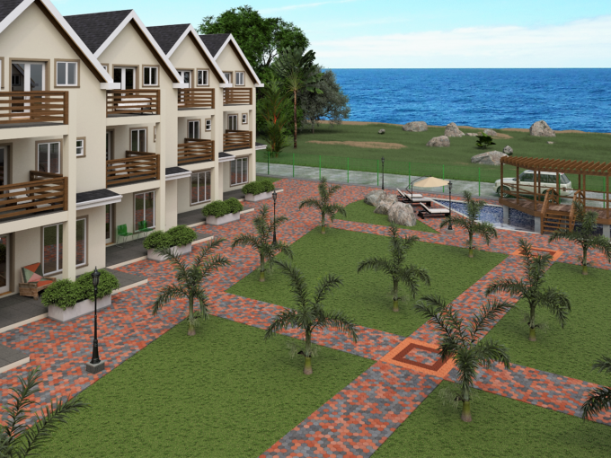 TOWNHOUSES FOR SALE! Ocean Front…